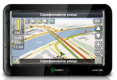 Обзор автомобильных GPS навигаторов