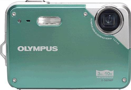 Olympus X-560WP