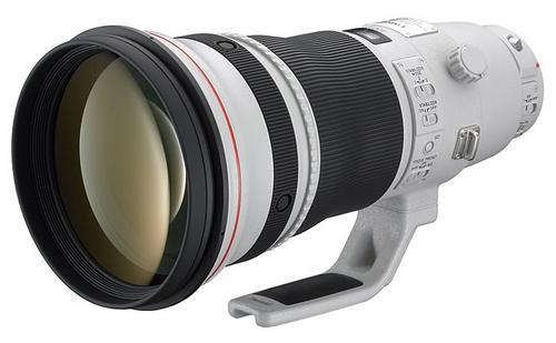 Canon EF 400mm f/2.8L IS II USM-