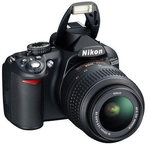 Nikonпредставила Nikon D3100