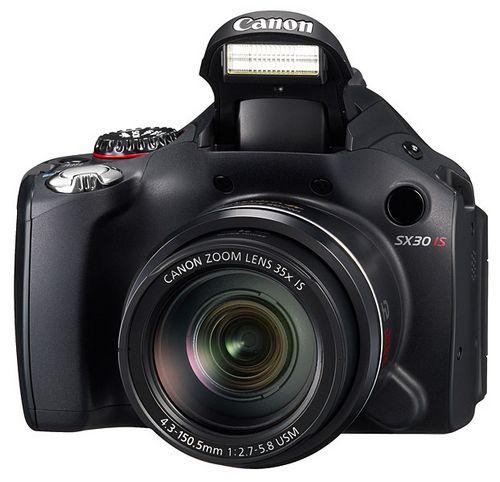 Мегазум Canon PowerShot SX30 IS