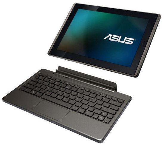 Новые планшетные ПК Asus на CES 2011