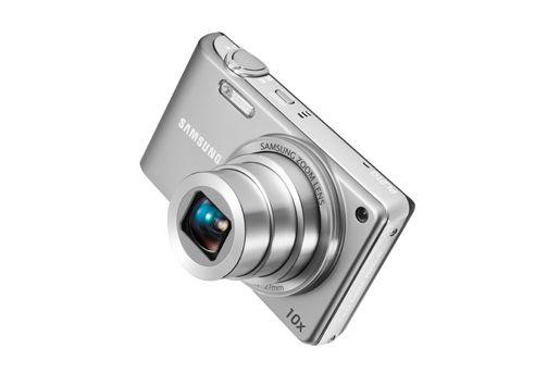 Компактные фотокамеры Samsung WB210 и PL210