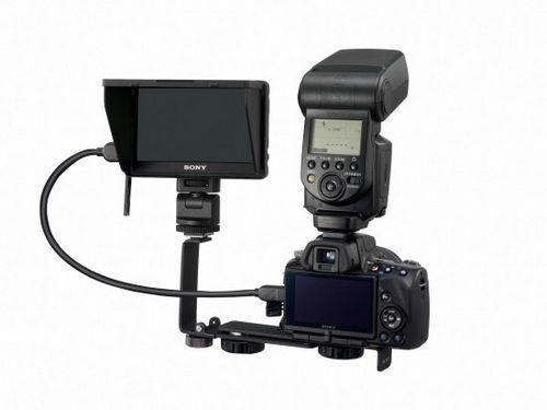 Внешний дисплей Sony для фотокамер