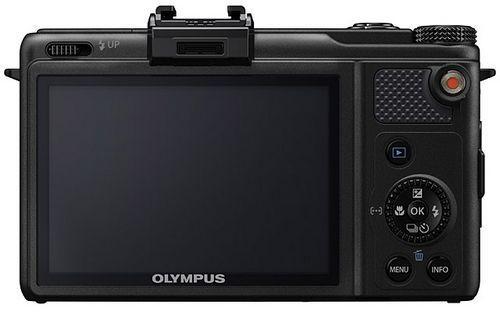 Olympus XZ-1 Back
