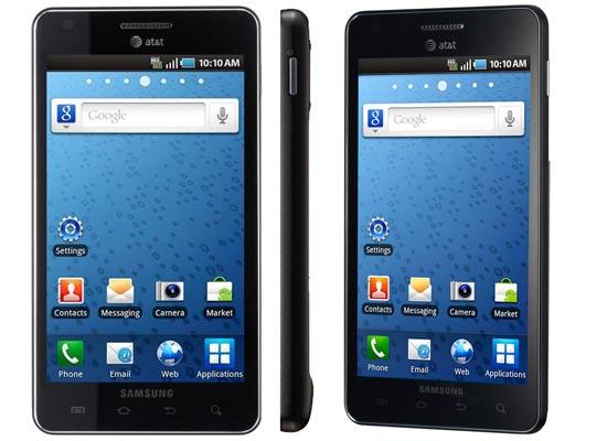 Смартфон Samsung Infuse 4G