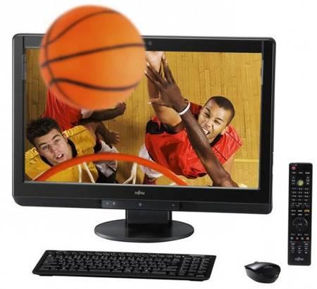 Моноблок Fujitsu Esprimo с 3D дисплеем