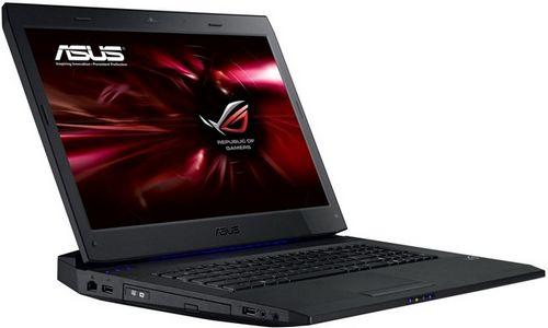 Игровой ноутбук ASUS G73SW-TZ083V