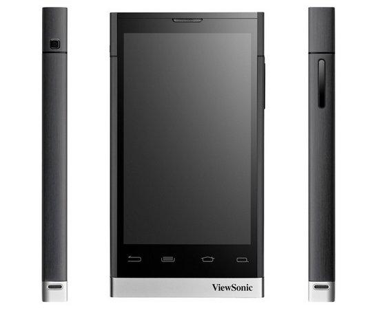 ViewSonic ViewPad 4 - планшет с функциональностью мобильного телефона