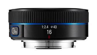 Samsung 16 мм/F2.4