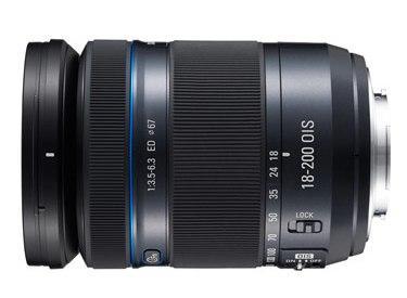 Samsung 18 – 200 мм/F3.5-6.3 OIS