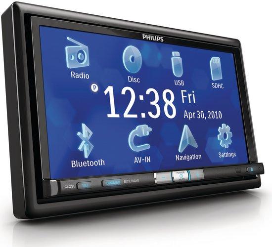 Автомобильный мультимедийный центр Philips CED1700