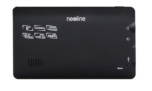 Neoline V6 Magic - навигатор с 6-дюймовым дисплеем
