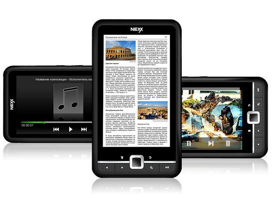 Электронная книга Nexx NRM-51
