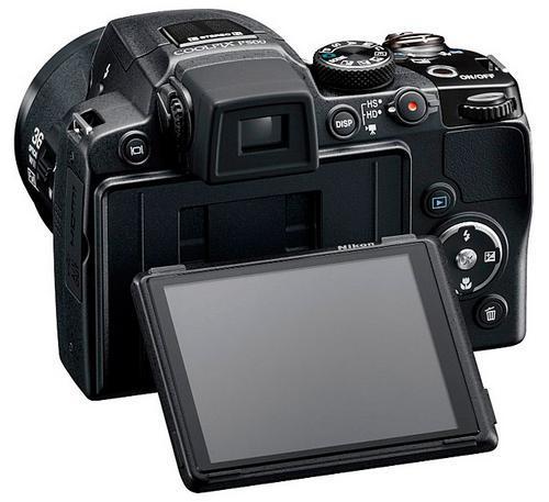 Фотокамера Nikon Coolpix P500