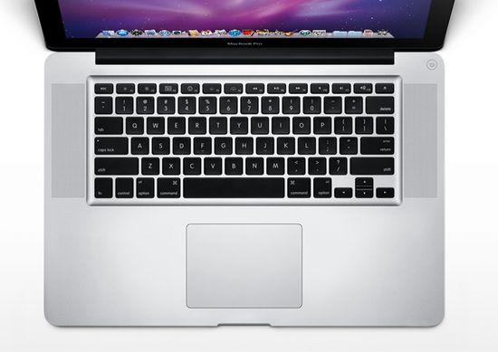 Новые ноутбуки MacBook Pro