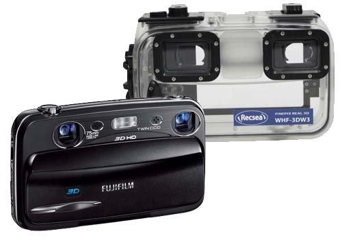 Фотографируем в 3D под водой