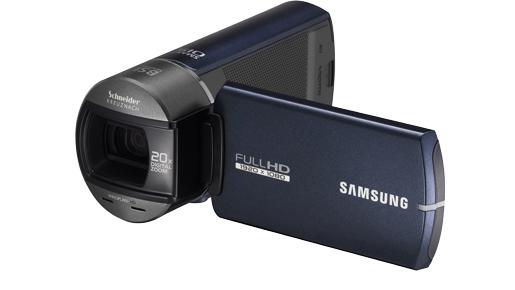 Full HD видеокамера Samsung HMX-Q10