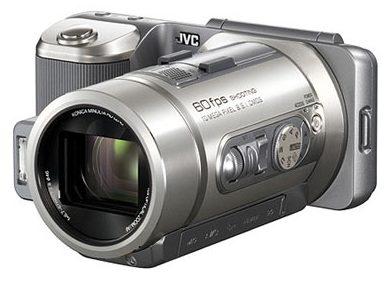 Гибридная фотовидеокамера JVC GC-PX1