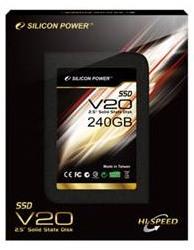 SSD-накопитель Velox V20