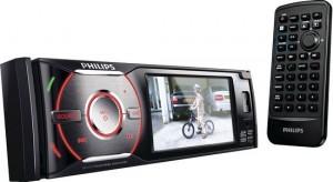 Philips CED370 - автомобильный мультимедиа центр