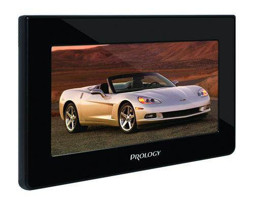 Prology AMD-90 - портативный монитор со встроенным DVD-проигрывателем