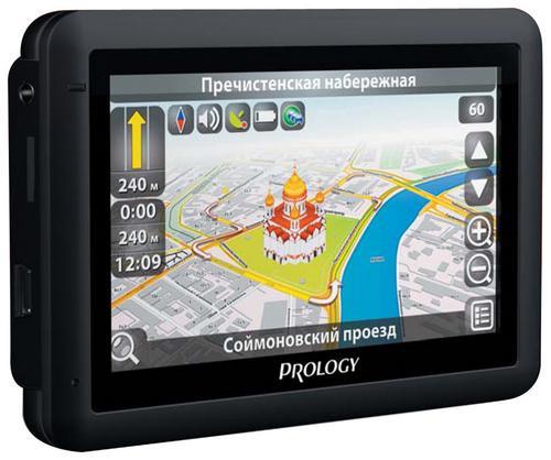 iMap - новая линейка навигаторов Prology