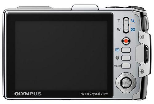 Olympus Tough TG-810 Back