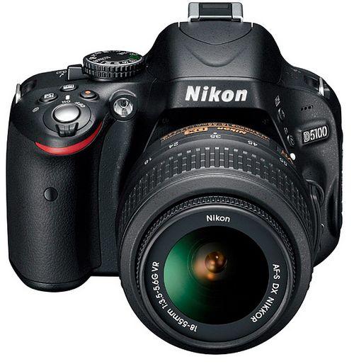 Nikon D5100 - почти полупрофессионал