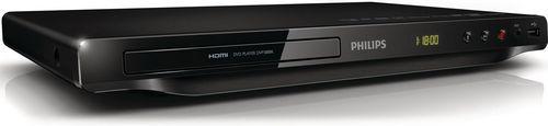 Новые DVD-проигрыватели Philips DVP3850K, DVP3880K и DVP3888K