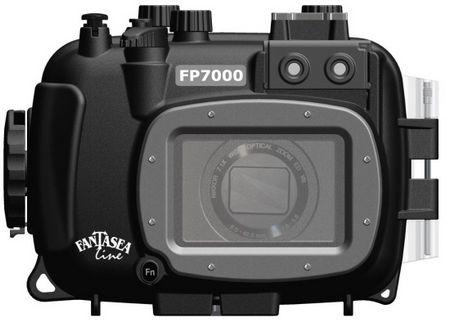 Fantasea FP7000 - подводный бокс для Nikon Coolpix P7000