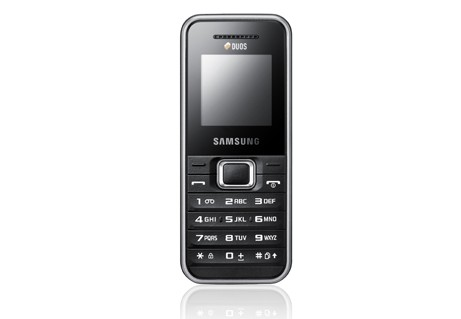 Новые телефоны Samsung с поддержкой двух SIM-карт