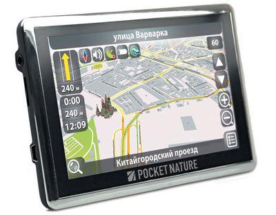Pocket Nature NP-025 с Навител Навигатор 5