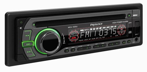 CD/MP3 ресивер Prology MCA-1025U