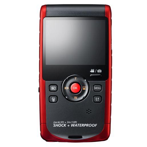 Samsung W200 - камкодер для активных людей