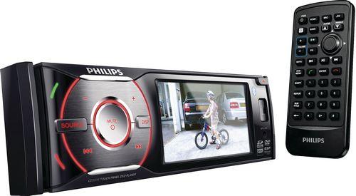 Автомобильная мультимедийная система Philips CED370