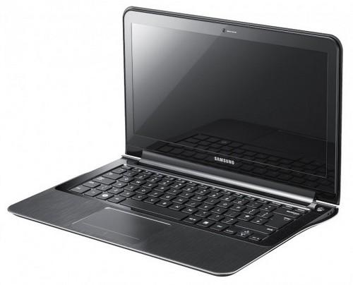 """Ноутбук Samsung 9 - """"аэродинамический"""" стиль"""