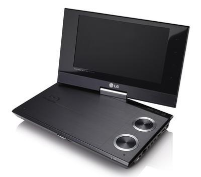 Портативный Blu-ray плеер LG BP690B