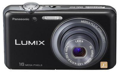 Компактный фотоаппарат Panasonic Lumix DMC-FS22