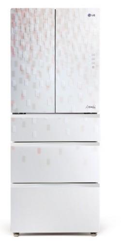 Новые холодильники FRENCH DOOR от LG