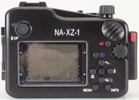 Бокс подводной съемки для Olympus XZ-1