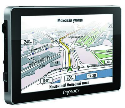 GPS - ГЛОНАСС навигатор Prology iMap-525MG