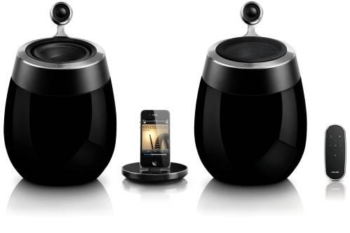 Philips Fidelio SoundSphere с поддержкой Wi-Fi и AirPlay