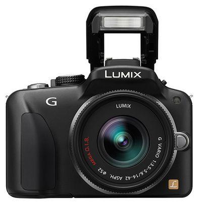 Фотоаппарат Panasonic LUMIX DMC-G3