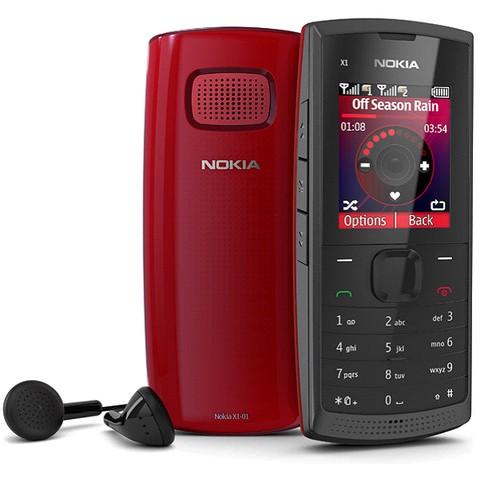 Nokia X1-01 с поддержкой двух активных SIM-карт