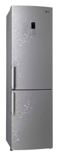 Новые холодильники LG с нижней морозильной камерой