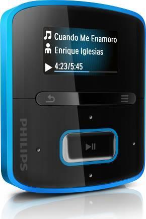 MP3–плеер Philips GoGear Raga