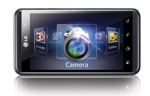 3D-смартфон LG Optimus 3D официально