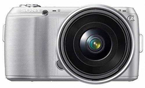 Sony NEX-C3 продолжение линейки NEX