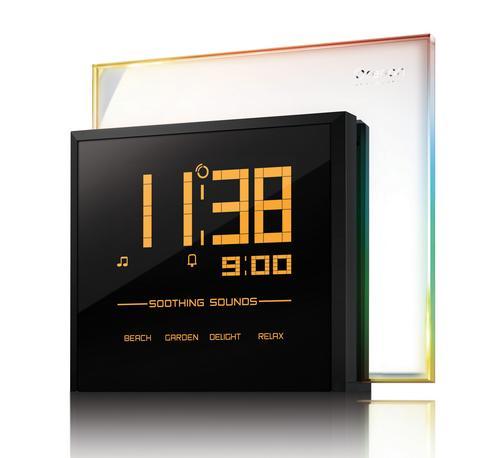 Настольные часы Oregon Scientific RM901 и RRM902 Rainbow
